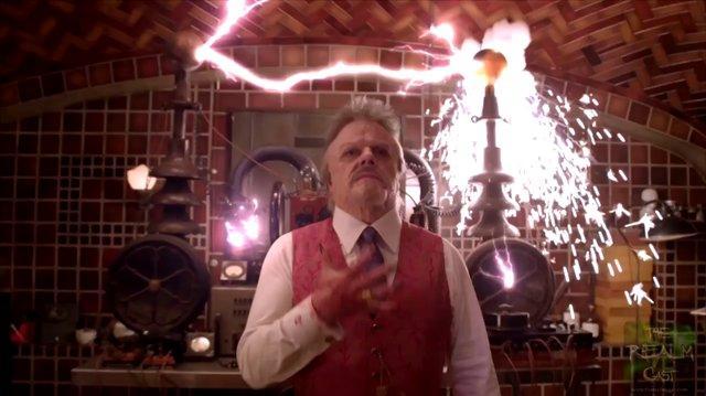 Mockingbird Lane clip - Grandpa revives Herman
