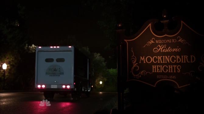 Mockingbird Heights