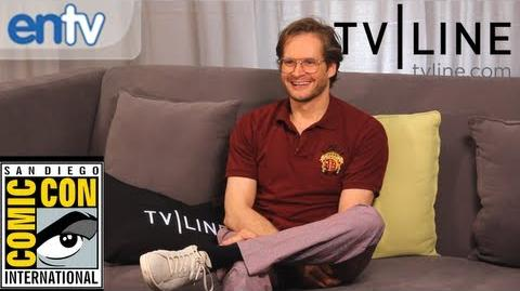 "Bryan Fuller Previews ""Mockingbird Lane"" and ""Hannibal"" at Comic-Con 2012"