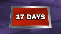 17 Days answer