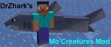 DrZhark's Mo'Creatures Mod