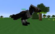 Wyvern iron armor