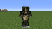 Reptile armor armor stand