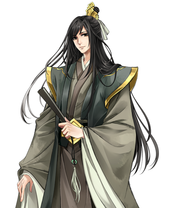 Nie Huaisang | Grandmaster of Demonic Cultivation - Founder