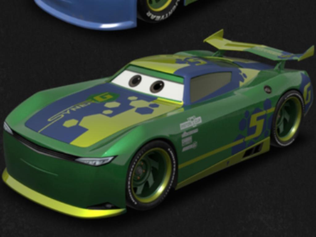 Cars  Syner G
