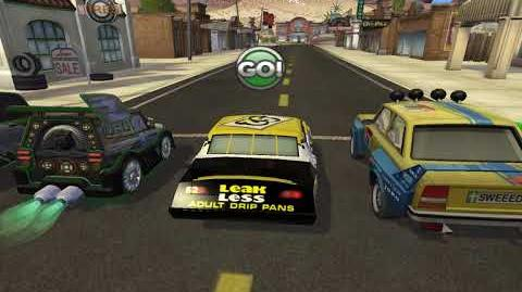 Cars Mater National Hi Octane Version 1.9.2.2 Gameplay (Part 1)