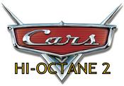 Cars hi octane 2 prototype logo