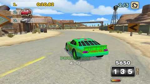 Cars Hi Octane My OC (Remastered)