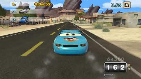 Cars Mater National Hi Octane Version 1.9.2.2 Gameplay (Part 2)