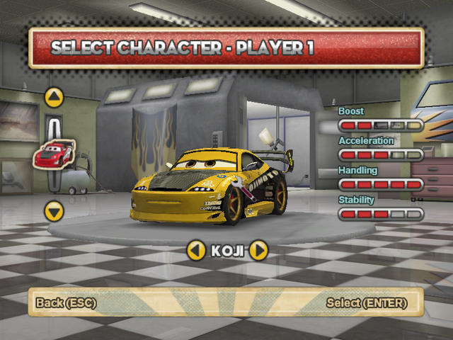 File:Koji's black and yellow paintjob.png