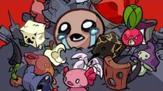 The Binding of Isaac Retribution - 109 New Items