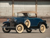 Ford model a deluxe roadster 1931-t1
