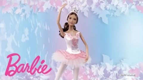 Barbie Dances the Sugar Plum Fairy Barbie