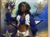 Dallas Cowboys Cheerleader/African-American