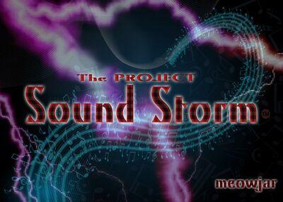 Sound Storm Emblem