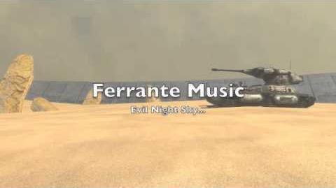 Condemnation Soundtrack, Ferrante Music Evil Night Sky
