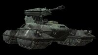 Halo Wars Scorpion