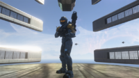 Windspear Halo 3 look