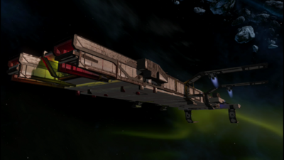 Dark Shadow class Carrier