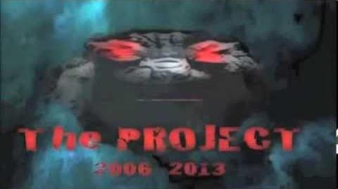 The PROJECT Final International Logo for 2013