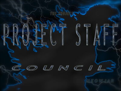 PROJECT Staff Logo