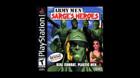 Army Men Sarge's Heroes OST. Road To Scorch