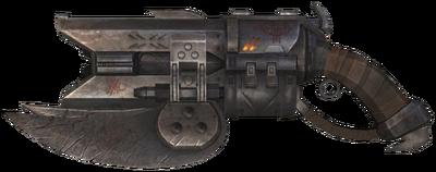 Spike Rifle-Side