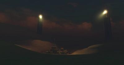 Sandbox in the Distance
