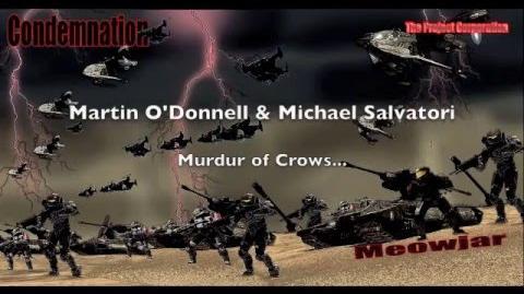 Condemnation Soundtrack Murdur of Crows