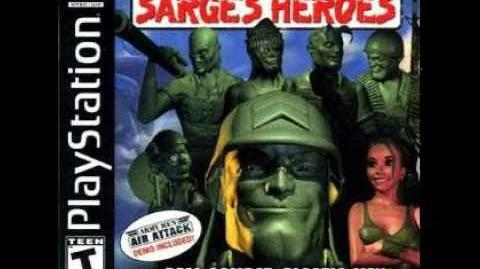 "Army Men Sarge's Heroes ""Scorch"" metal music track"