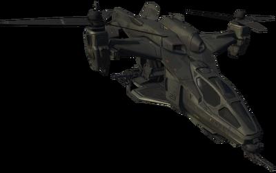 HaloReach - Falcon
