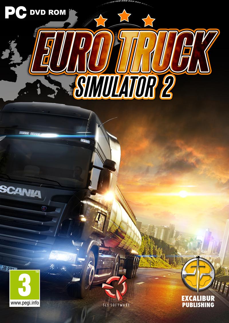 Euro Truck Simulator 2 Modern Video Games Wiki Fandom Powered By