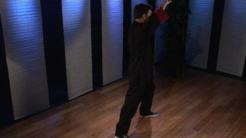 Tai Chi Moves Tai Chi Moves Deflect, Parry & Punch