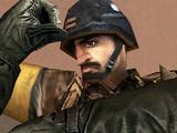 "Lieutenant ""Chief"" Warrens"