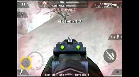 Modern Combat 2 Black Pegasus Multiplayer Gameplay iPhone iPod - The Game Trail