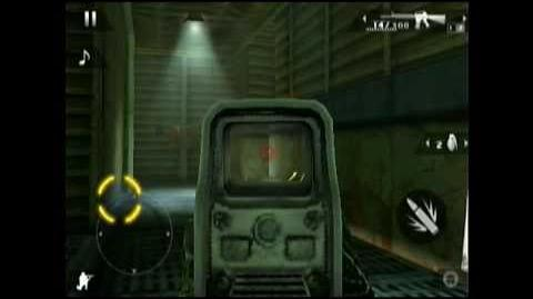 Modern Combat 2 Black Pegasus iPhone iPod Gameplay Video - The Game Trail