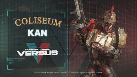 Modern Combat Versus Coliseum KAN Trailer