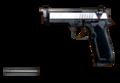 Beretta M9 Silenced