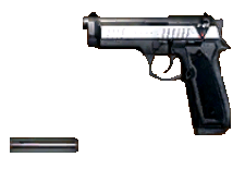 MC2-Beretta M9 Silenced