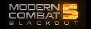 Modern Combat 5 logo 4