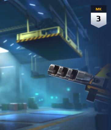 MC5-Tactical Flash Hider