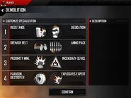 MC4-Demolition specialisation-armory