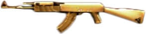 MC2-AK47 Gold