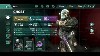 MODERN COMBAT VERSUS NEW AGENT SKINS GHOST AND SARGE NEW SKINS
