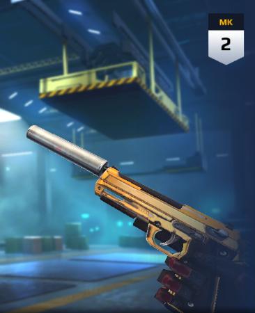 MC5-Pistol QL Silencer