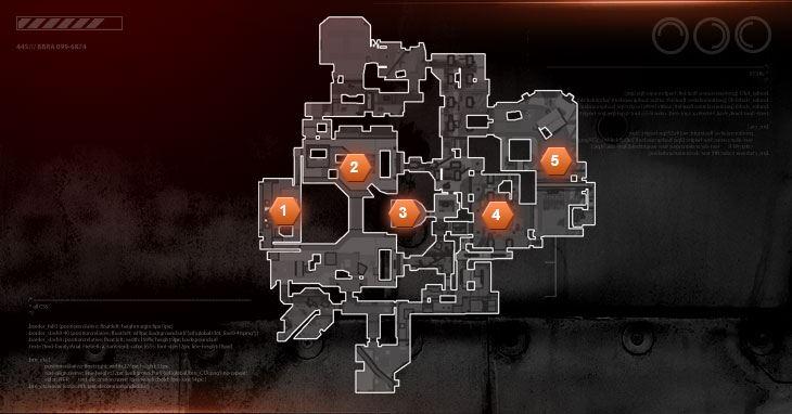 Legion areamap