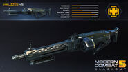 Weapons Hauzzer45 SUPPORT