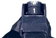 Charbtek-28 Iron Sights