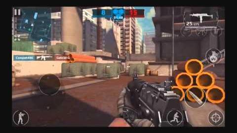 Modern Combat 5 Multiplayer Squad Battles
