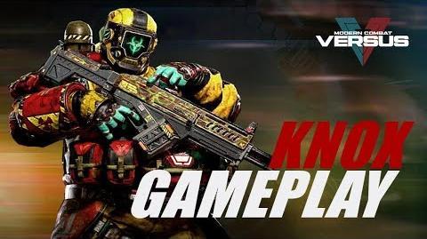 Modern Combat Versus - Knox Gameplay